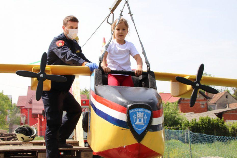 Dan obitelji s vatrogascima u Slatini
